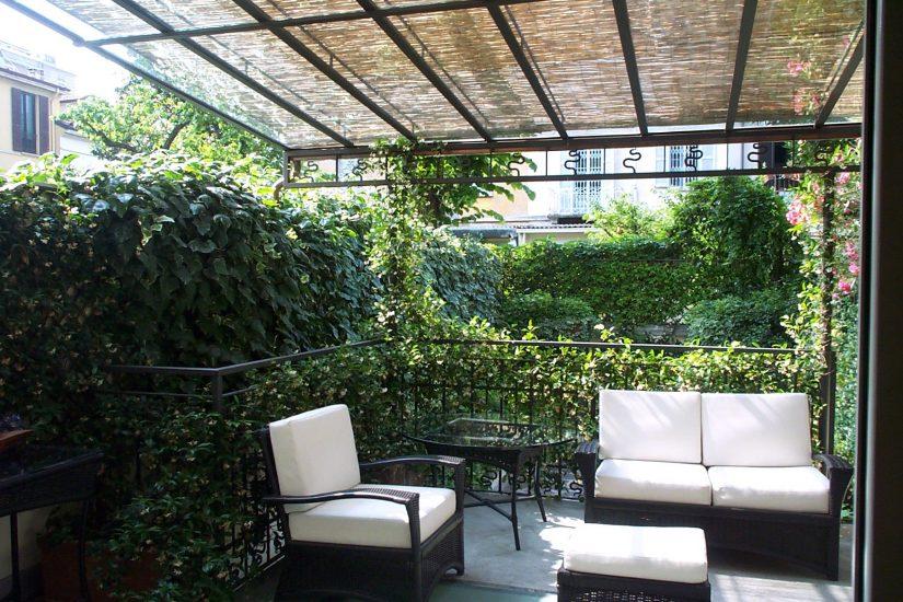 Fabulous gallery of giardini sui terrazzi with giardini for Arredo sud messina